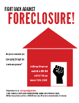 Fight Back Against Foreclosure!