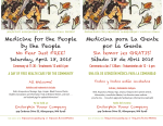 Medicine for the People 2015
