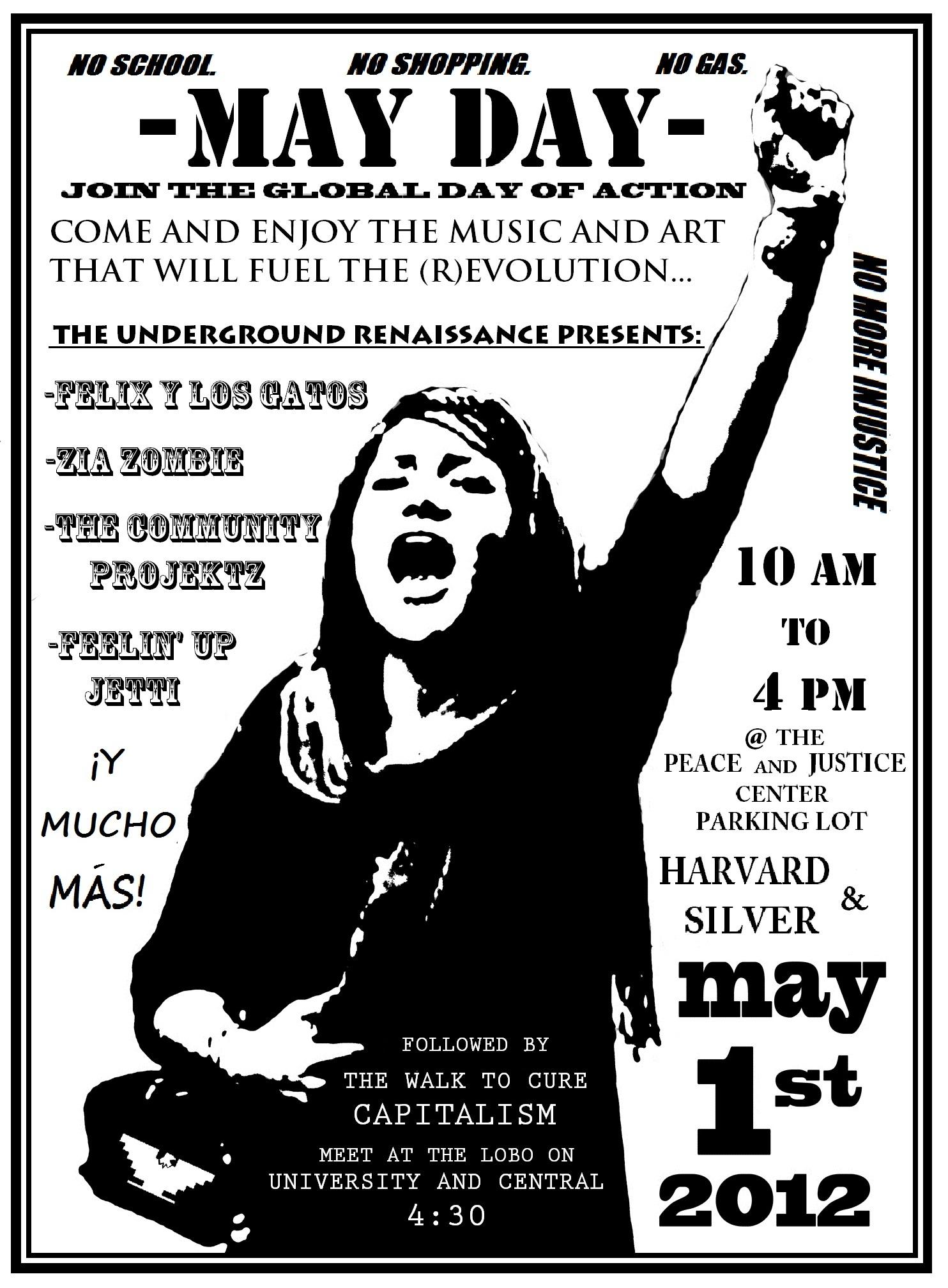 Flyers • (un)Occupy Albuquerque